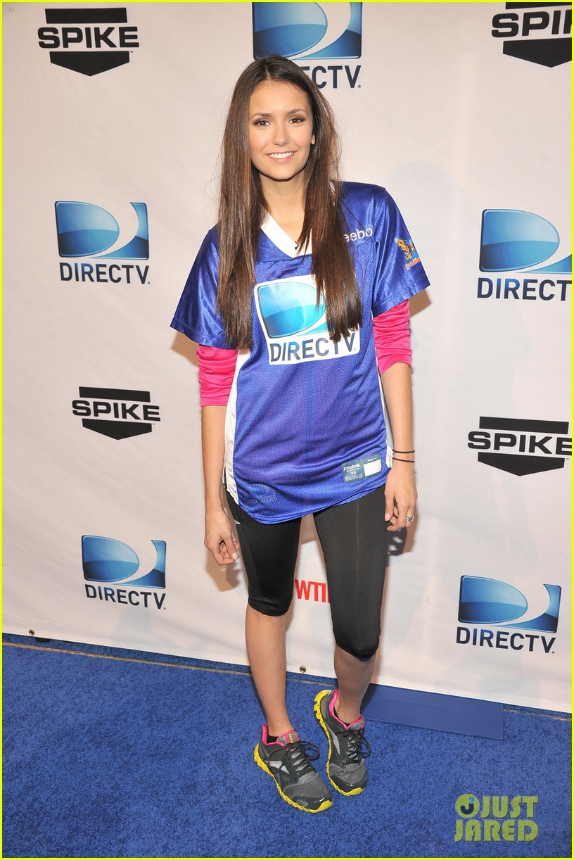 nina dobrev rolling stone party directv bowl 04