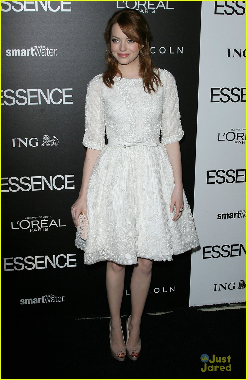 emma stone essence event 13