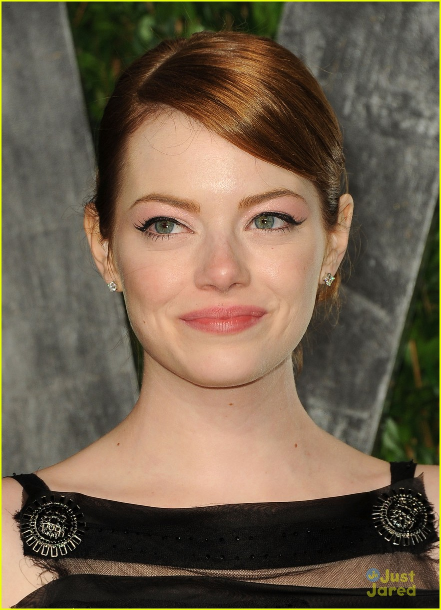 emma stone vf party 04