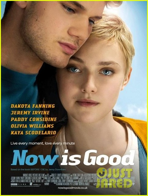 dakota fanning now good poster