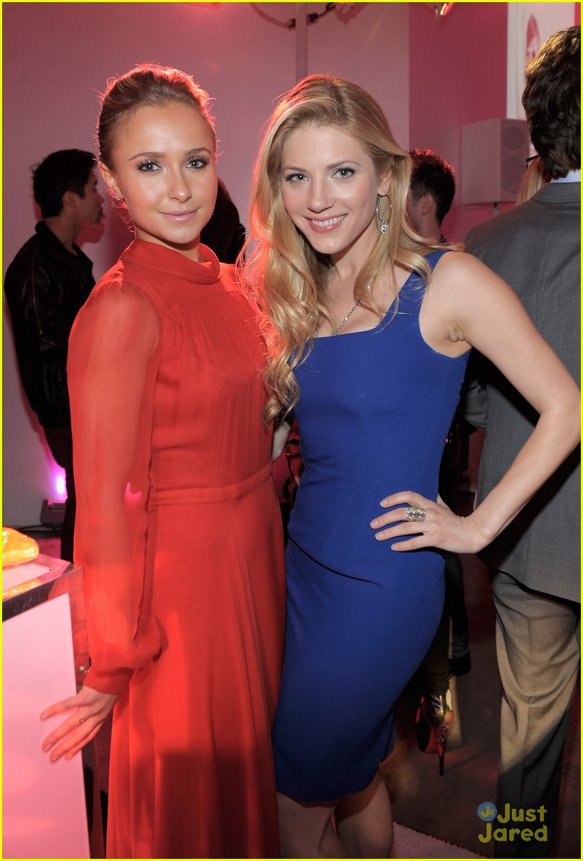 hayden panettiere vanities party 03