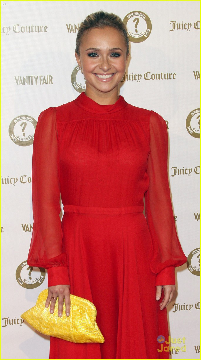 hayden panettiere vanities party 10