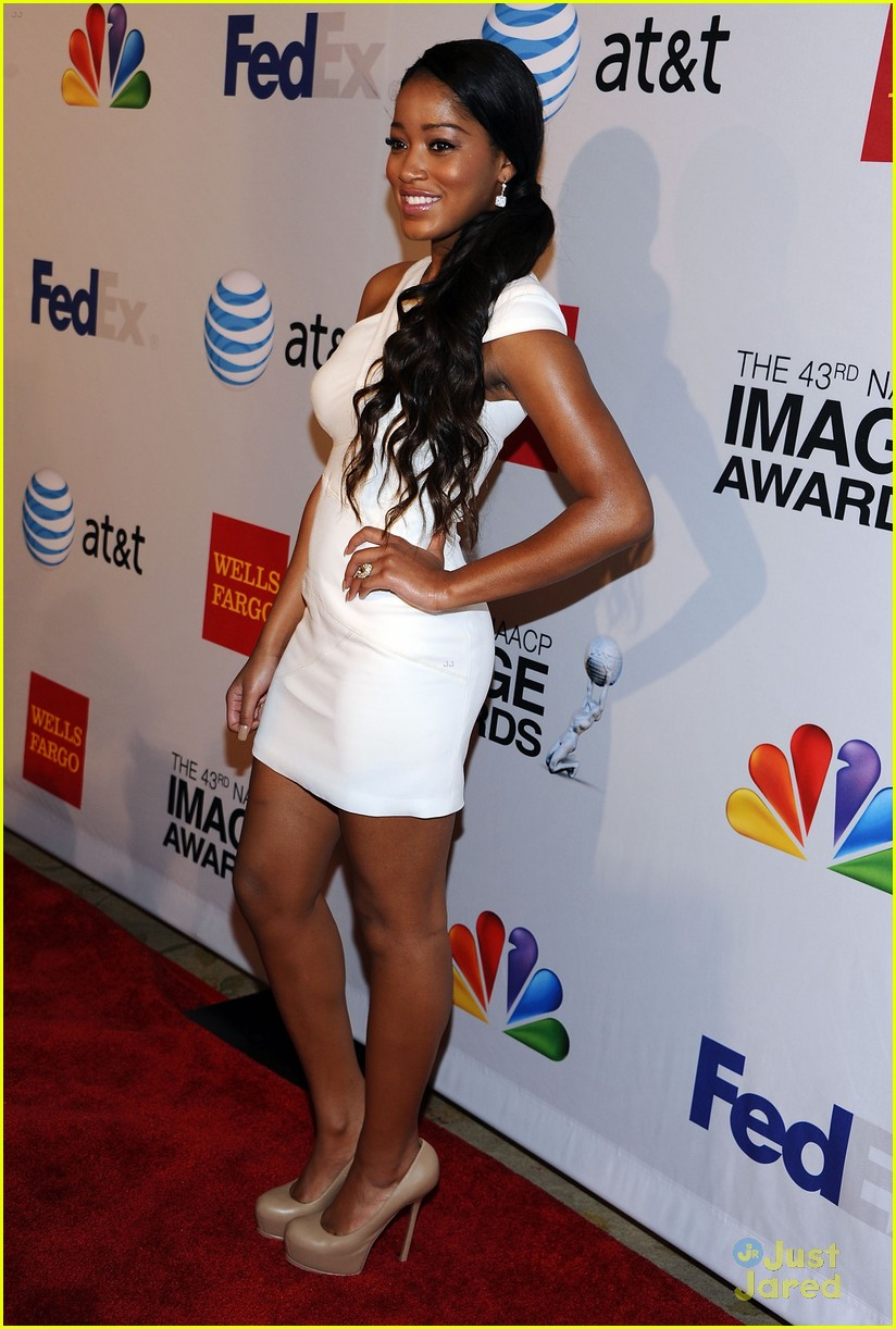 keke palmer leon thomas naacp luncheon 03