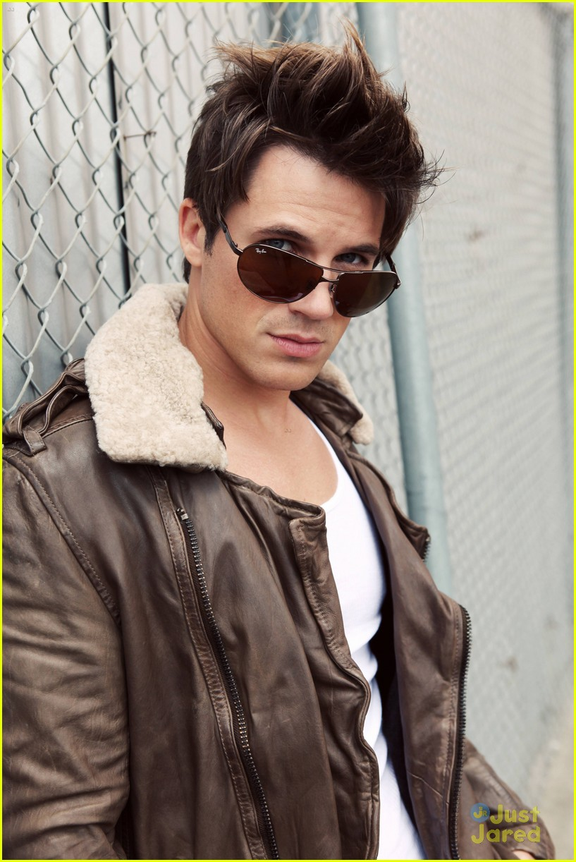 matt lanter troix mag 07