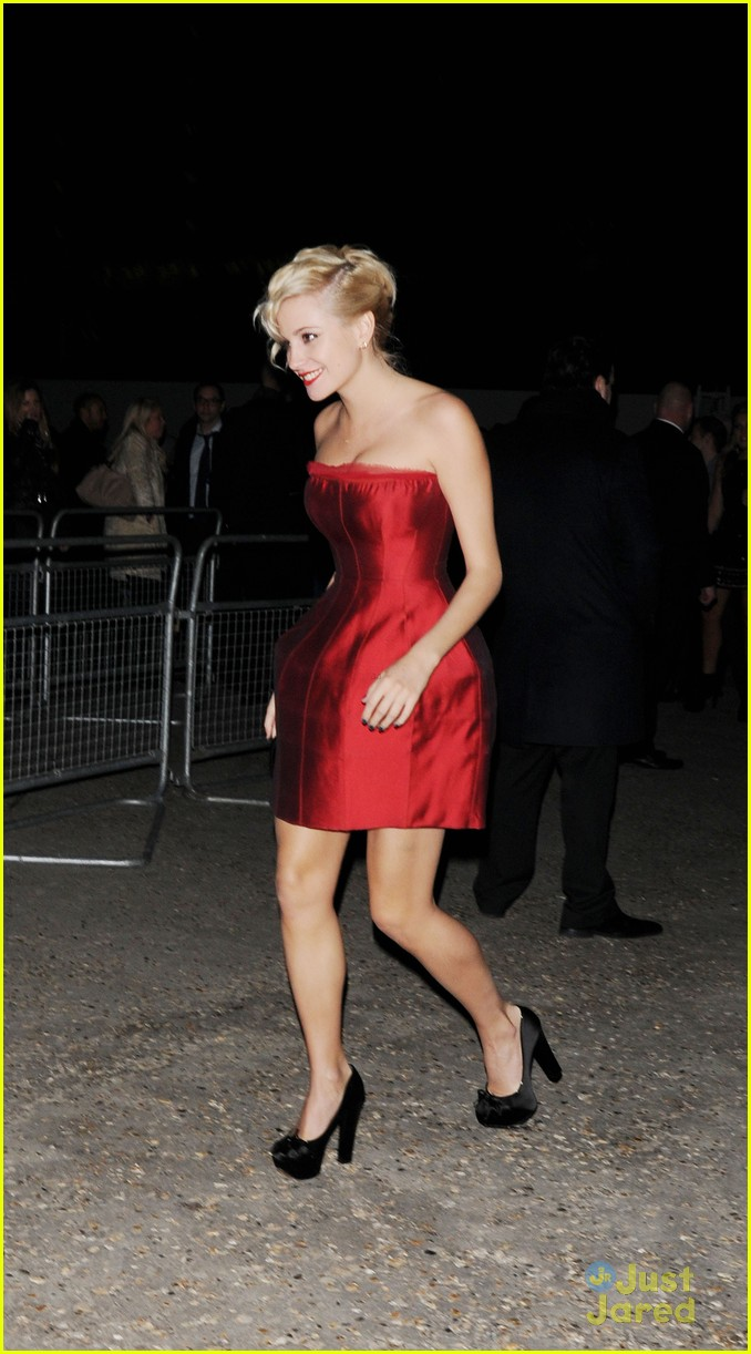pixie lott brit after party 05