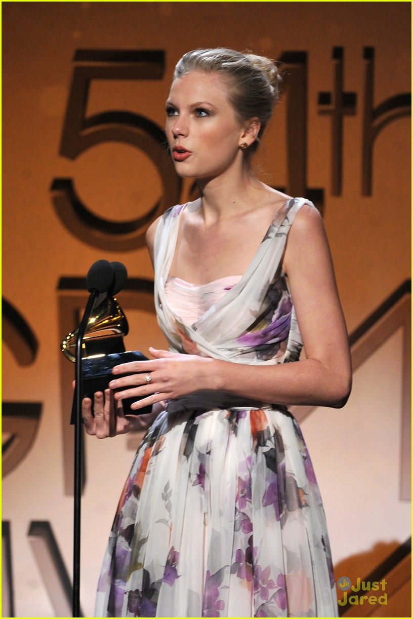 taylor swift 2012 grammys 16
