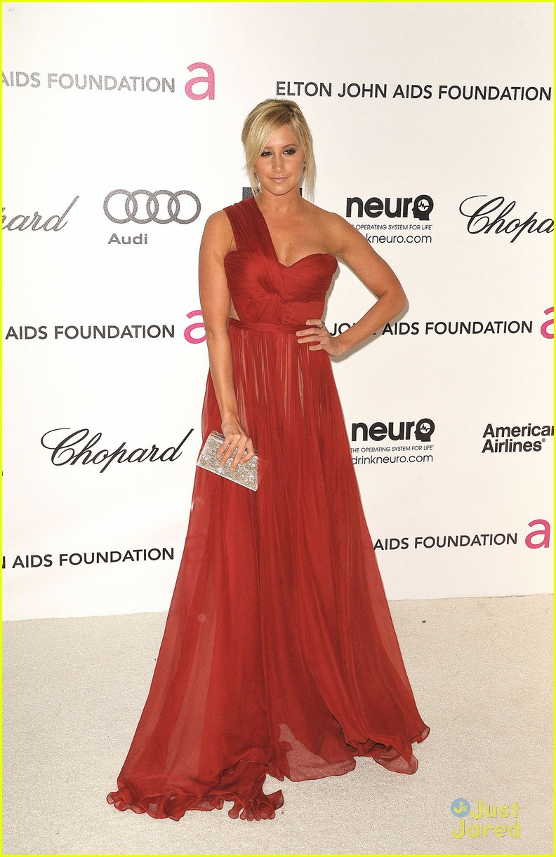 ashley tisdale ejaf party 12
