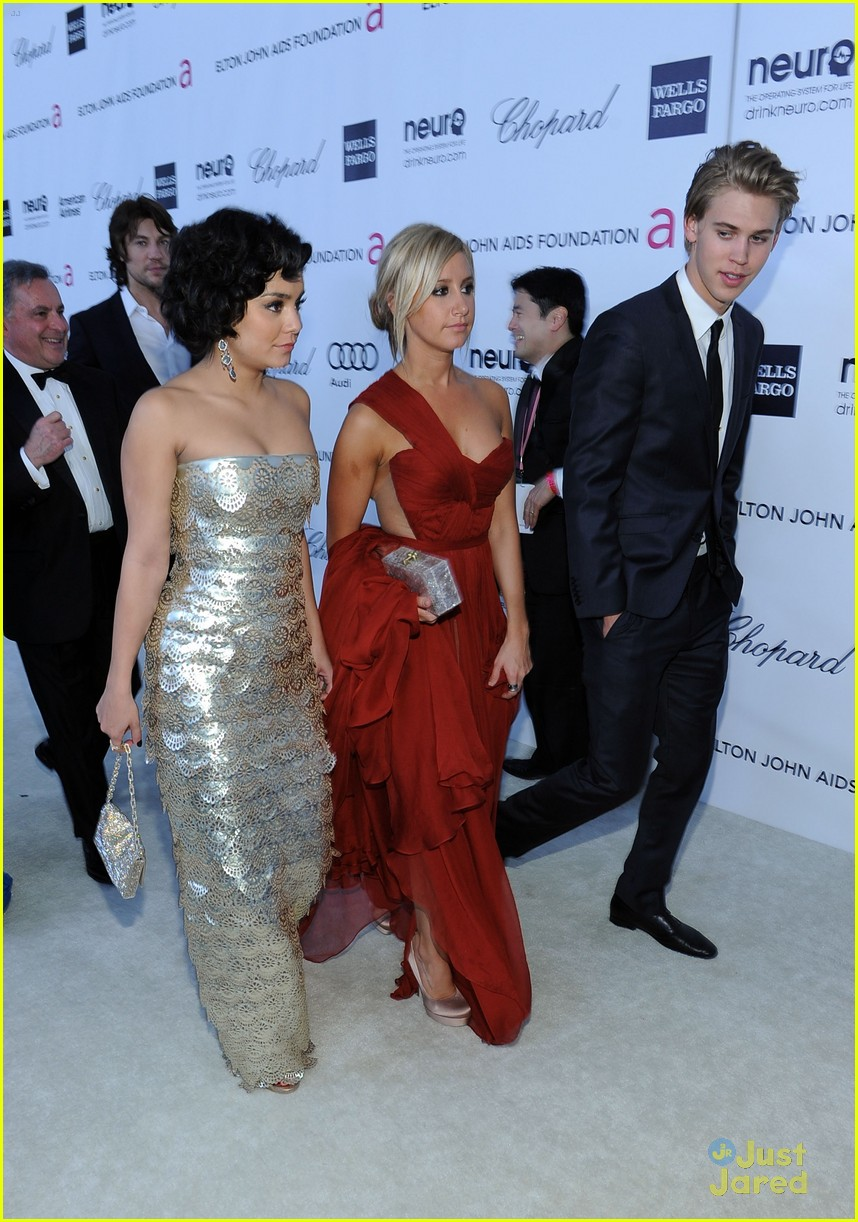vanessa hudgens ejaf oscar party 14