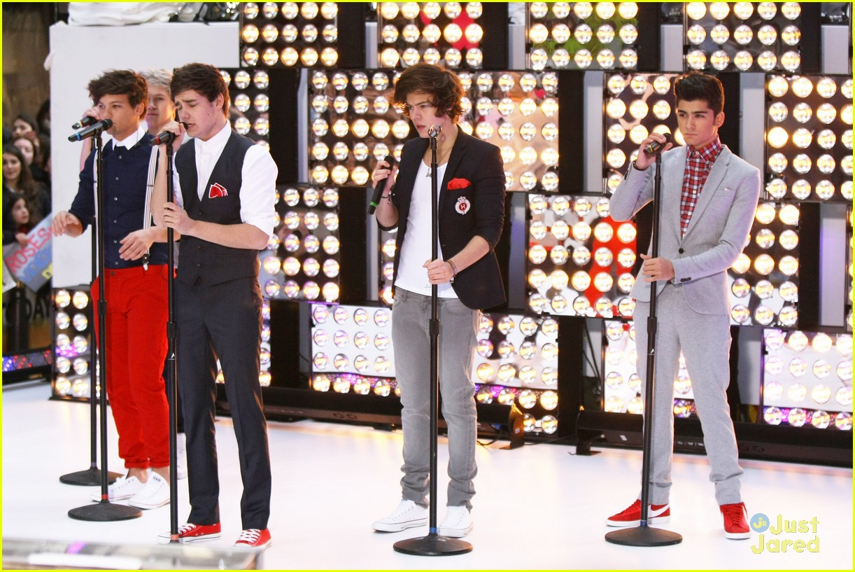 one direction today show 04