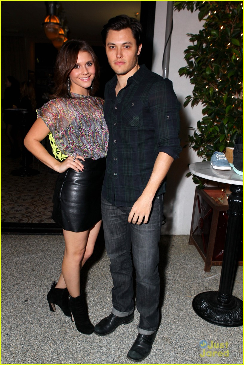 alexandra chando blair redford nylon party 03
