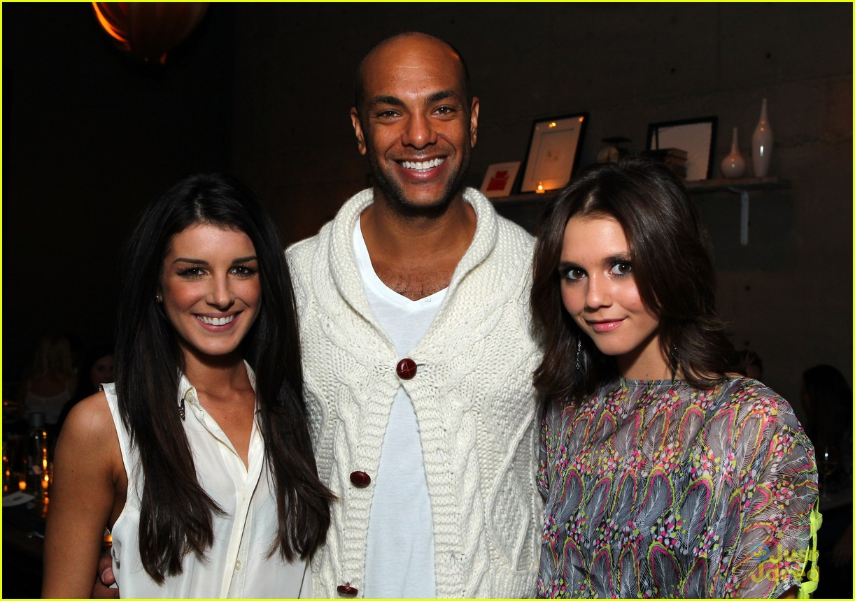 alexandra chando blair redford nylon party 08