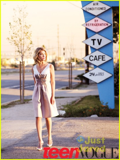 ashley benson tv april cover 04