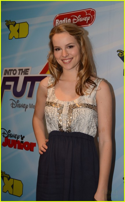 bridgit mendler disney upfronts 07