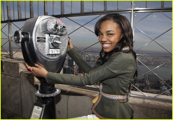 china mcclain empire state disney upfronts 01