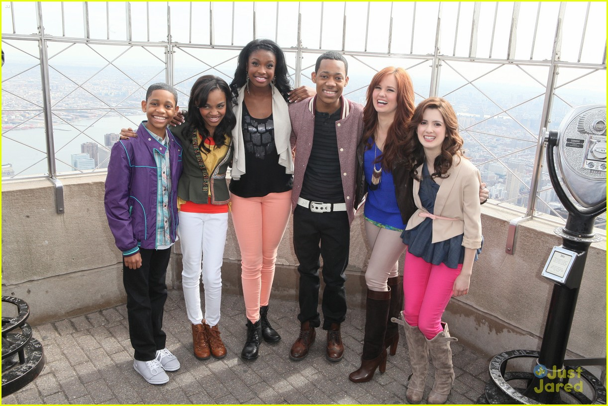 china mcclain empire state disney upfronts 12
