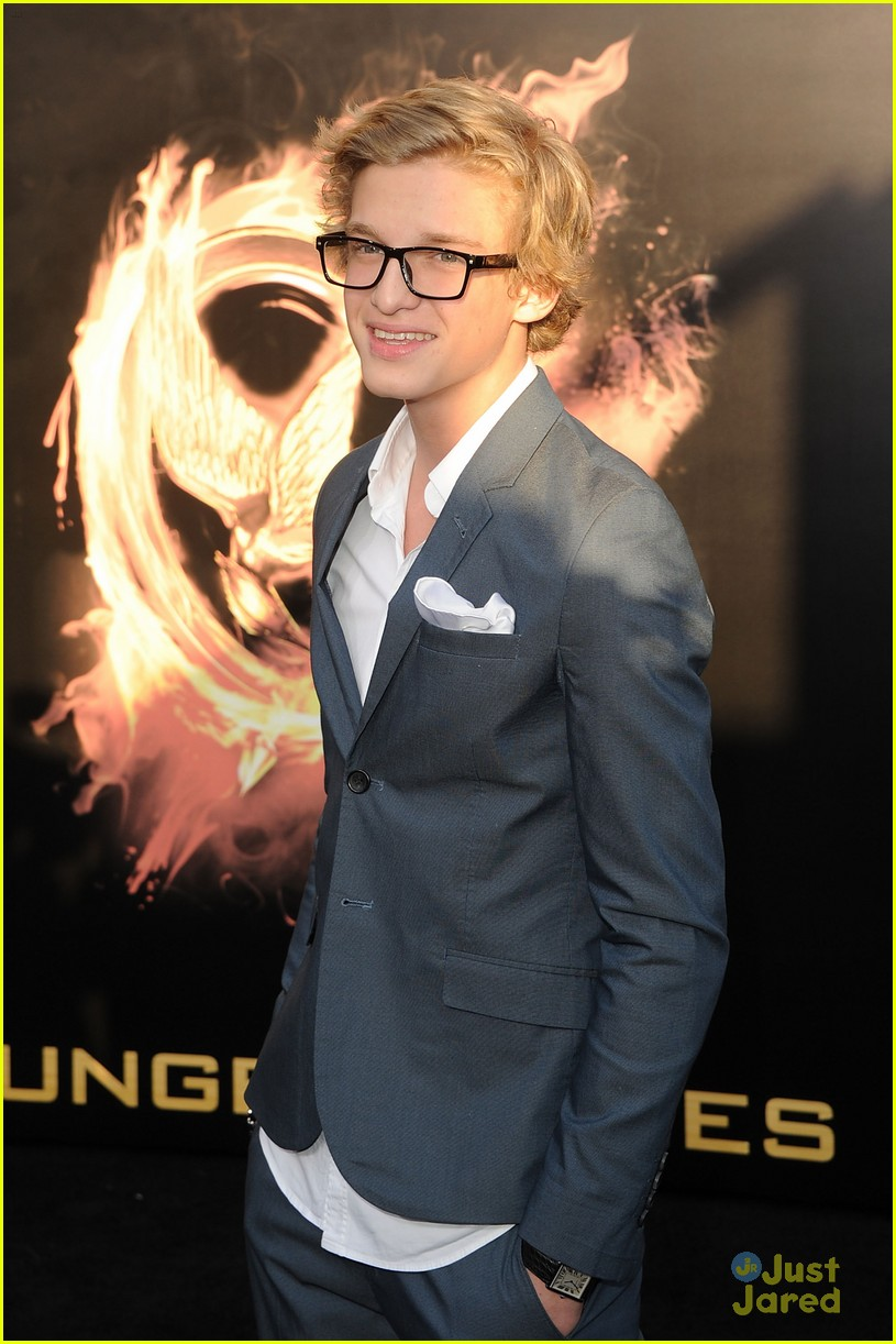 cody simpson thg premiere 06