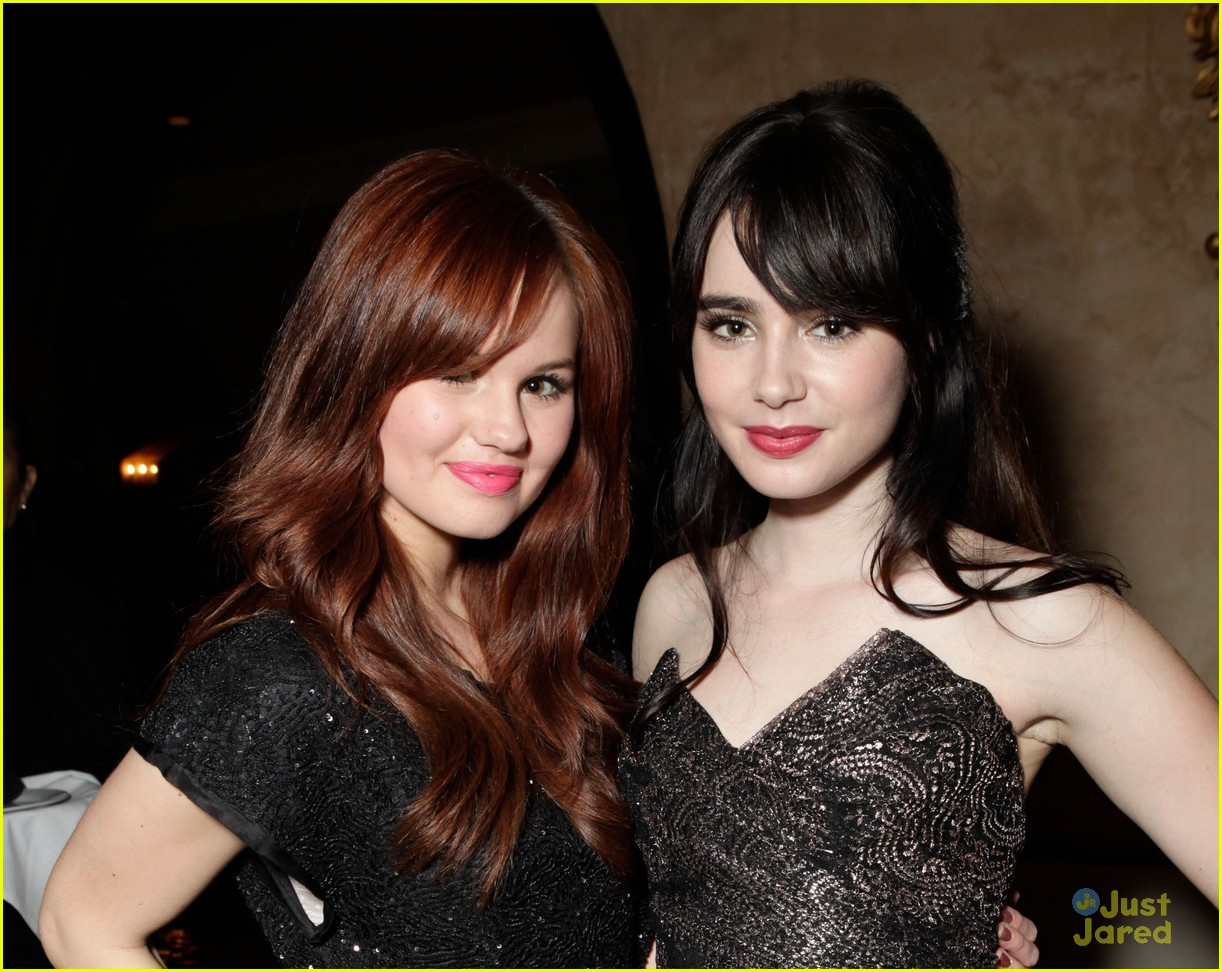 debby ryan chris galya mirror 03