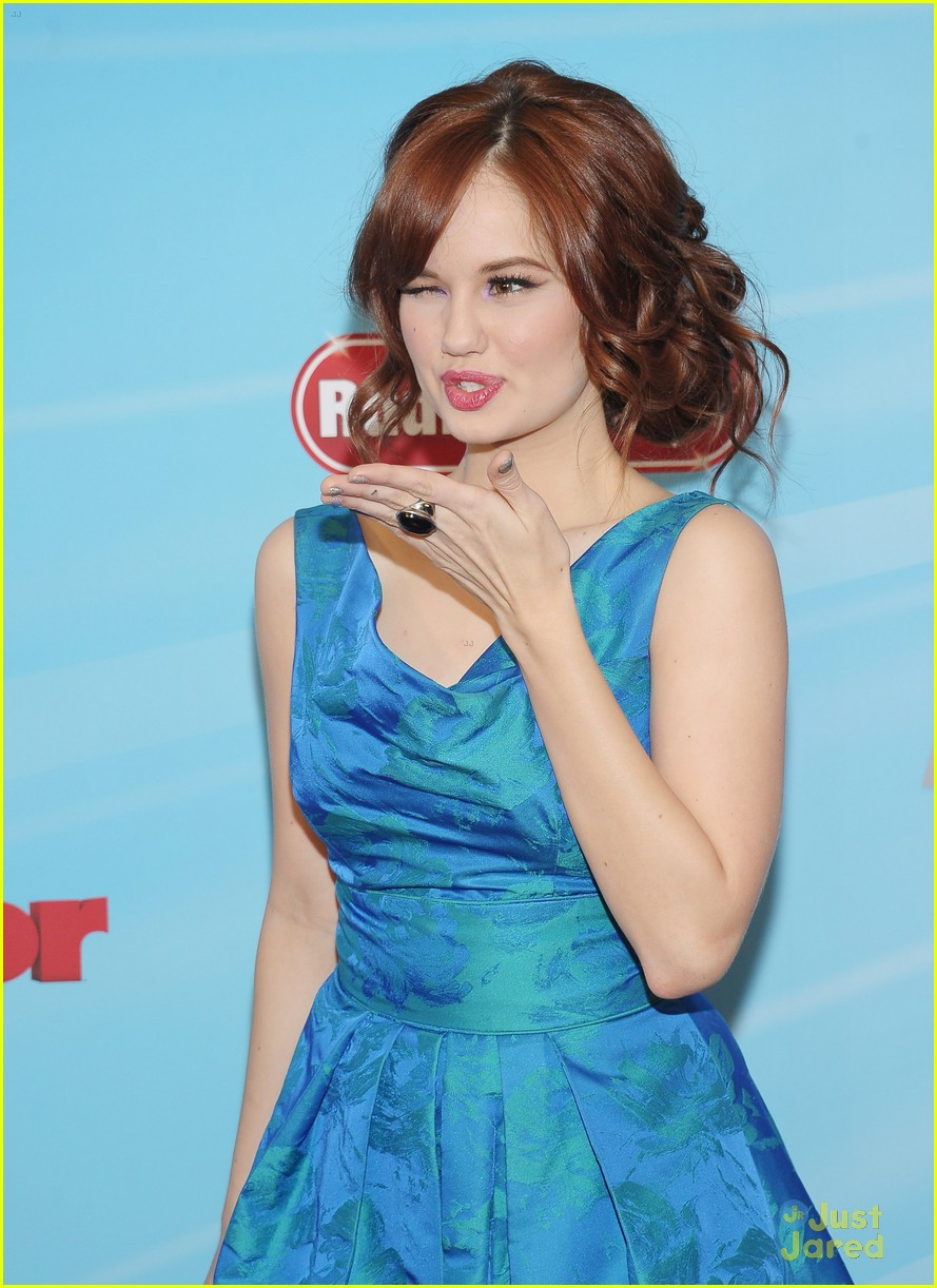 debby ryan disney upfronts 09