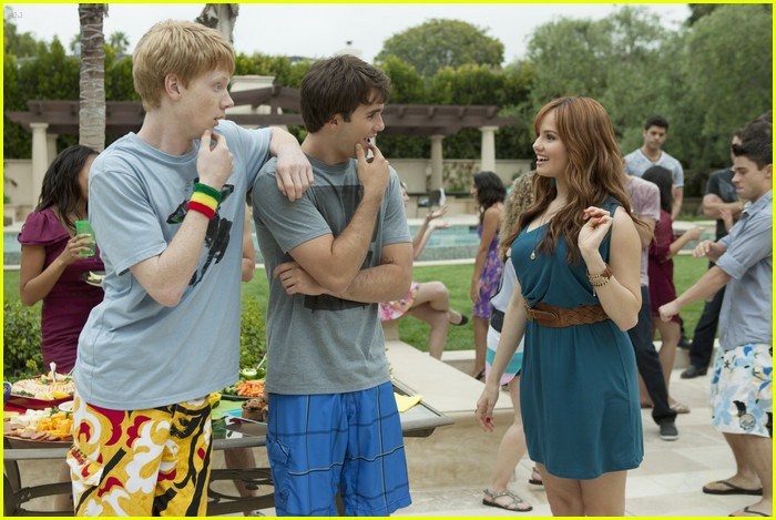 debby ryan zeke luther 02