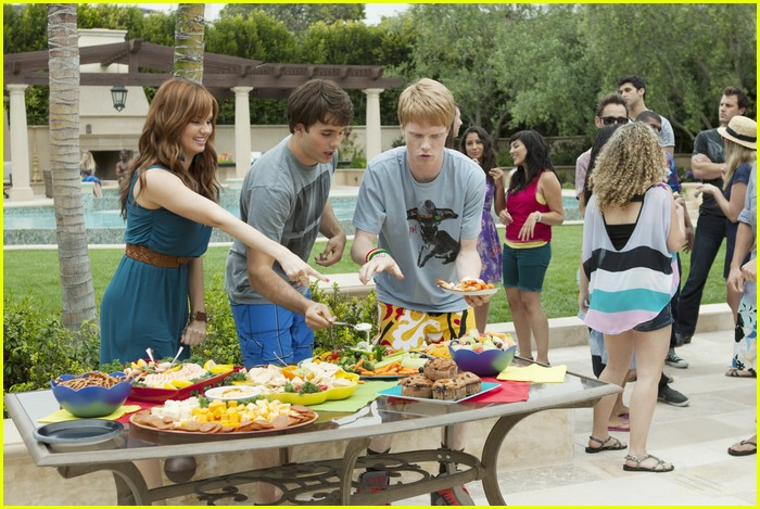debby ryan zeke luther 08
