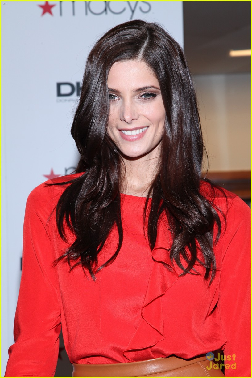 ashley greene dkny macys 04