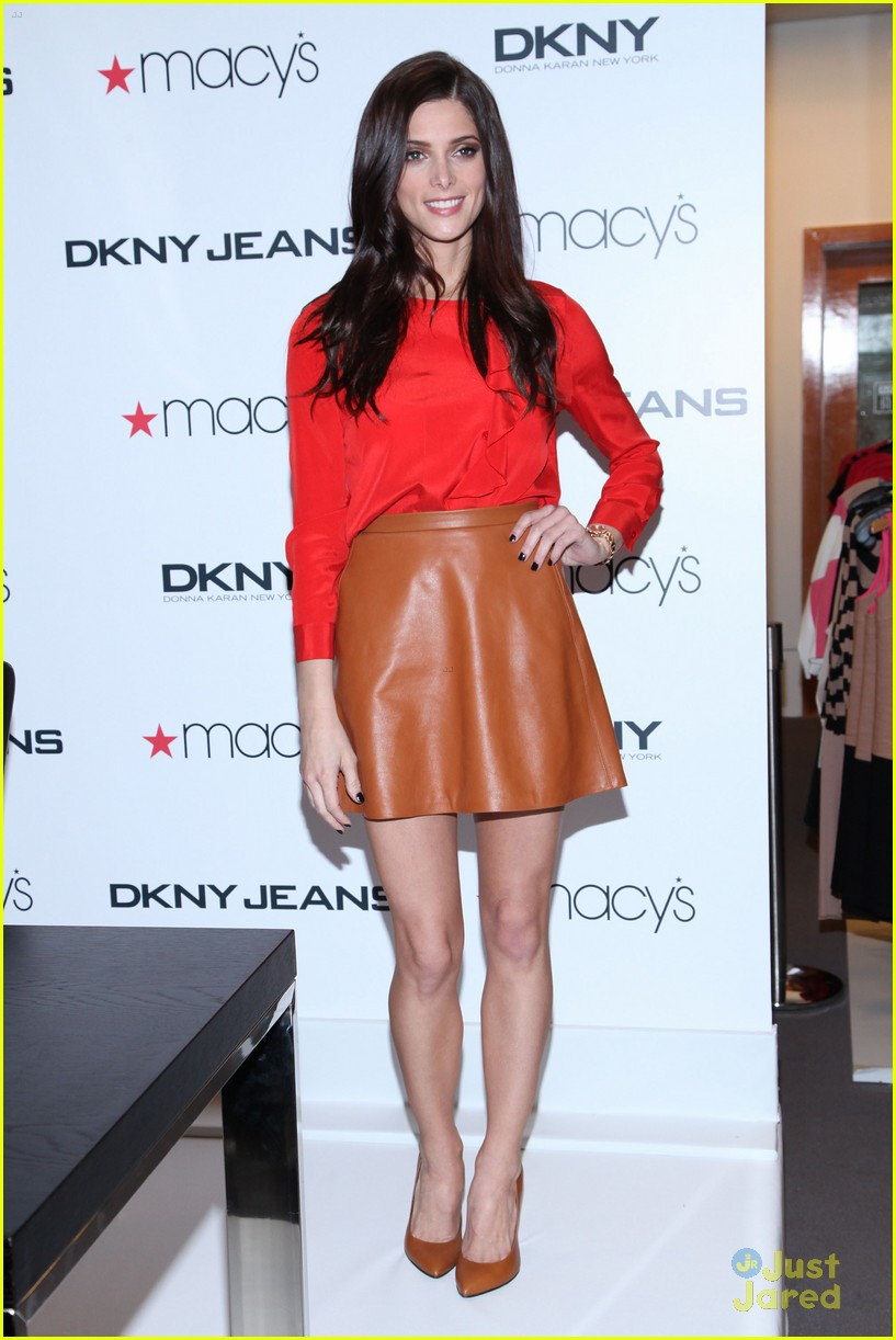 ashley greene dkny macys 14