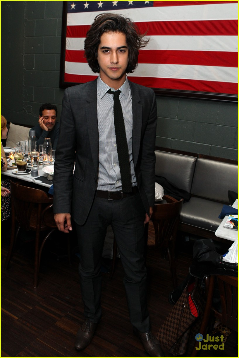 josh hutcherson nylon party 05