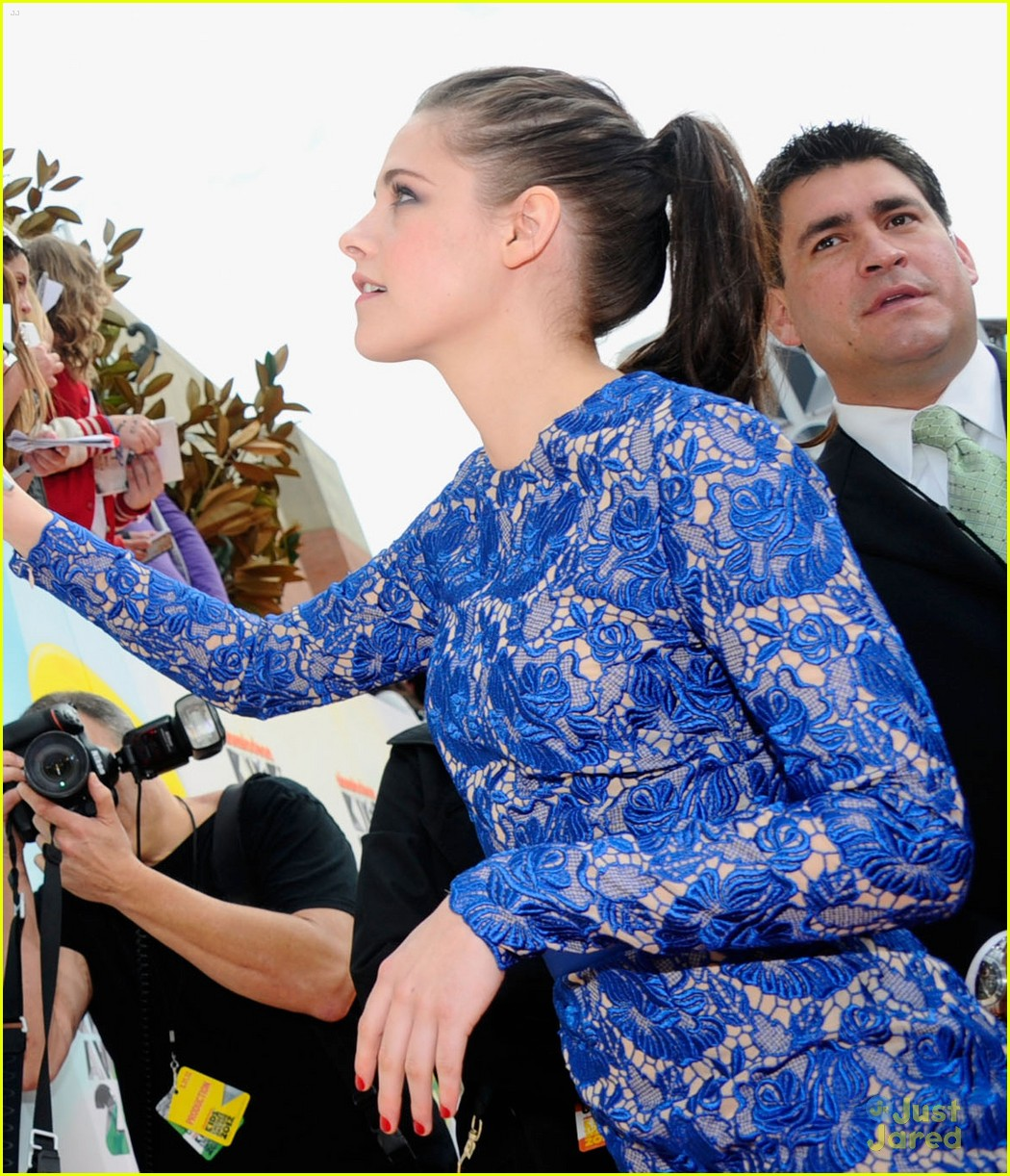 kristen stewart kids choice awards 2012 06