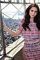 Lily-esb lily collins empire state building 08