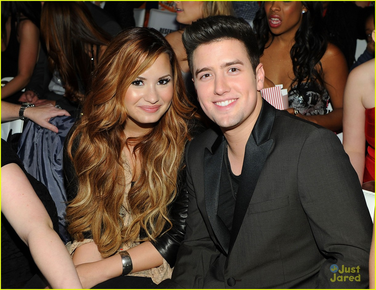 logan henderson demi lovato btr movie 11