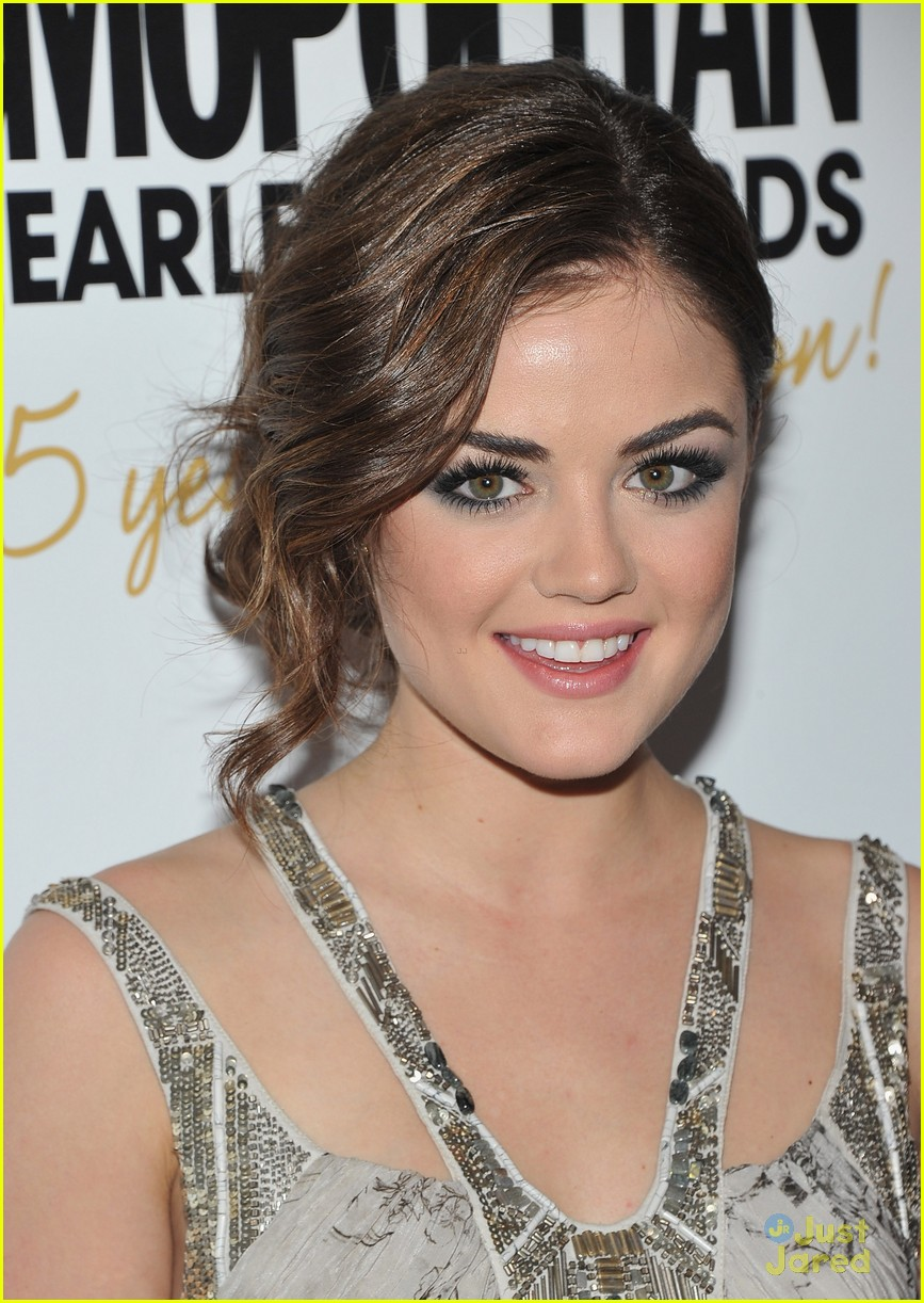 lucy hale cosmo awards 02