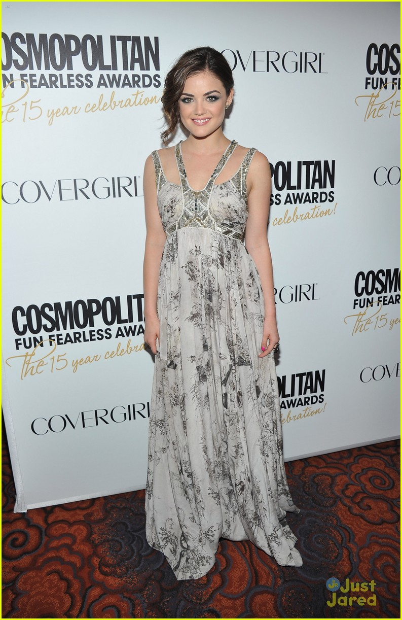 lucy hale cosmo awards 05