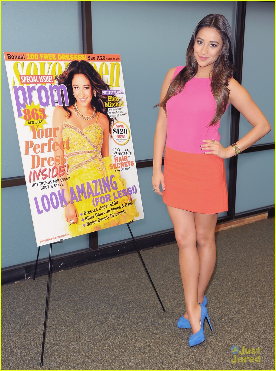 shay mitchell 17 signing 11