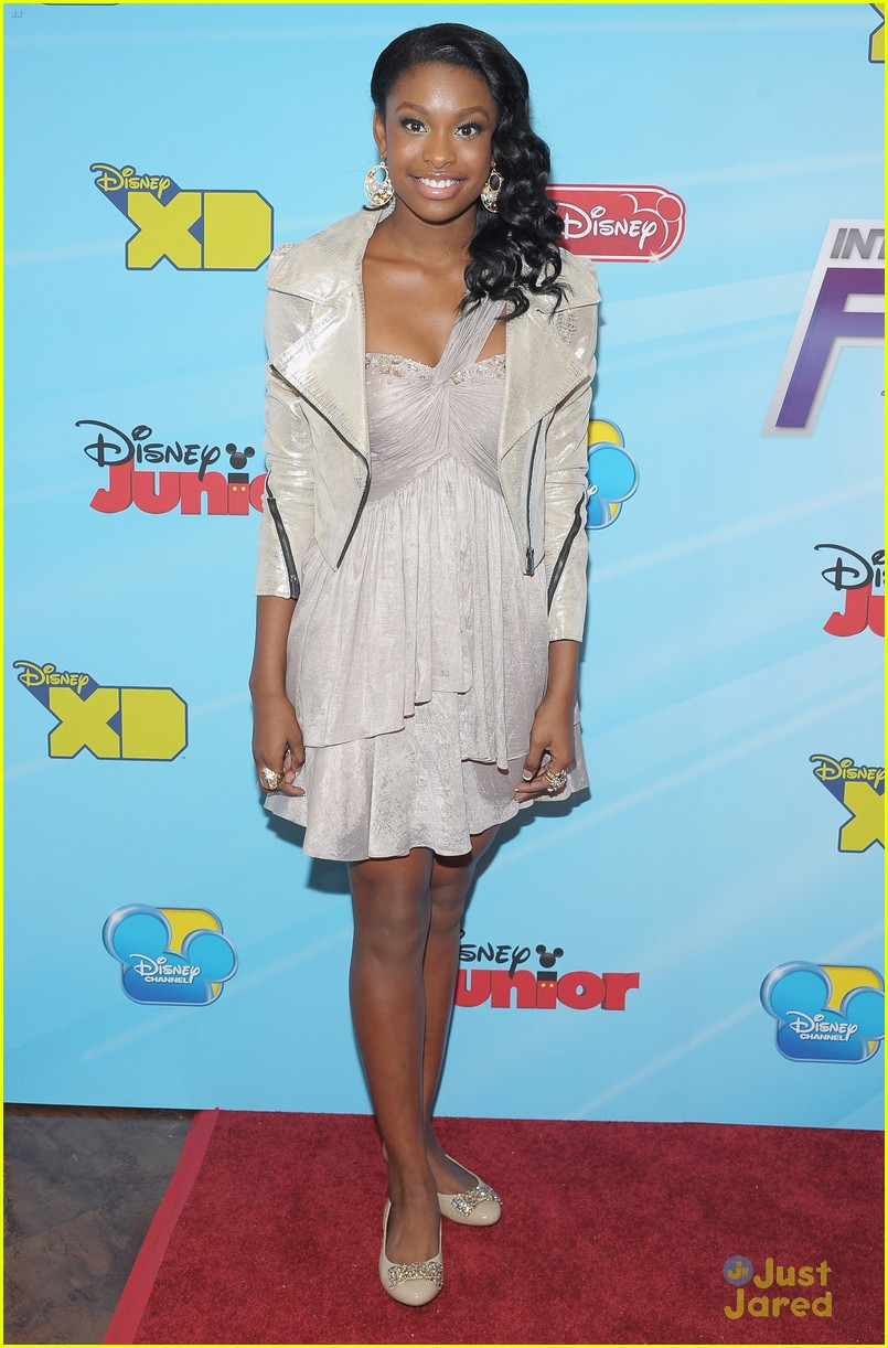coco tyler tyrel disney upfronts 04