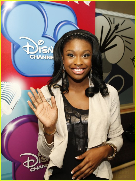 coco tyler tyrel disney upfronts 20