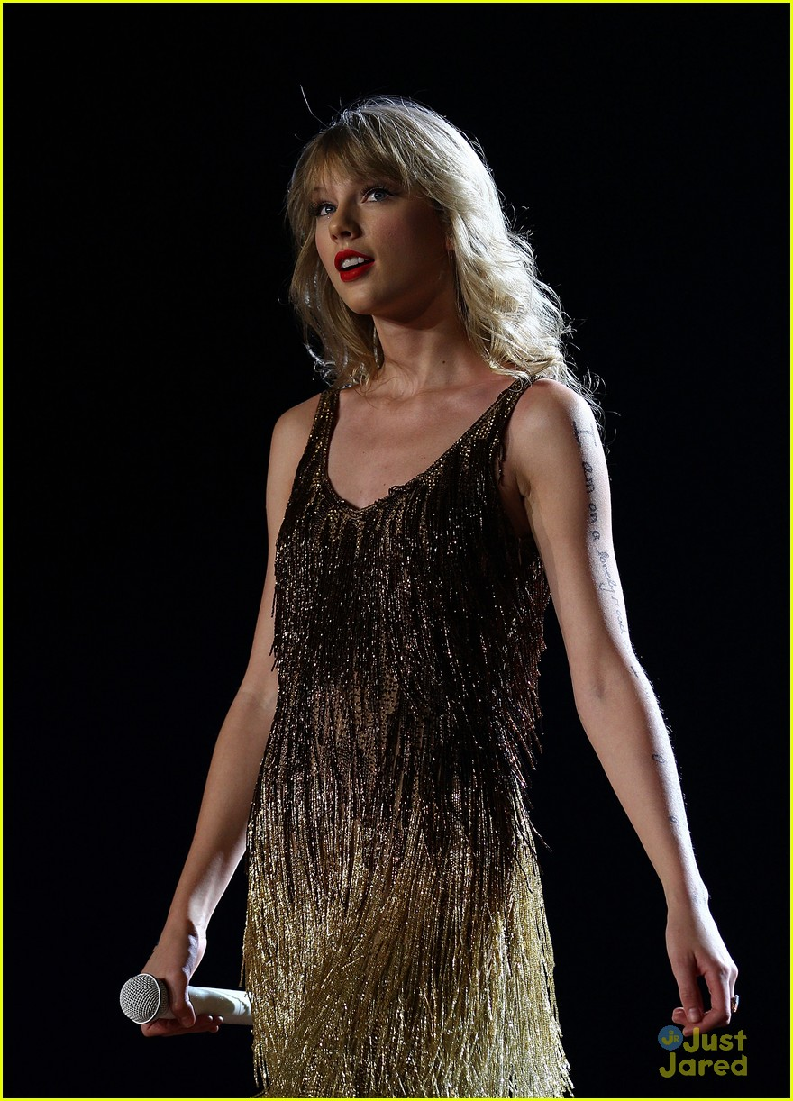 taylor swift perth concert 13