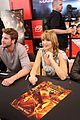 Thg-mall jennifer liam josh mall tour thg 14