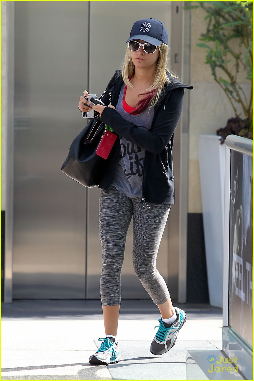 ashley tisdale cbs pilot prod 06