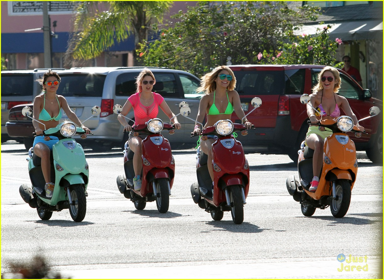 vanessa selena ashley spring scooters 03