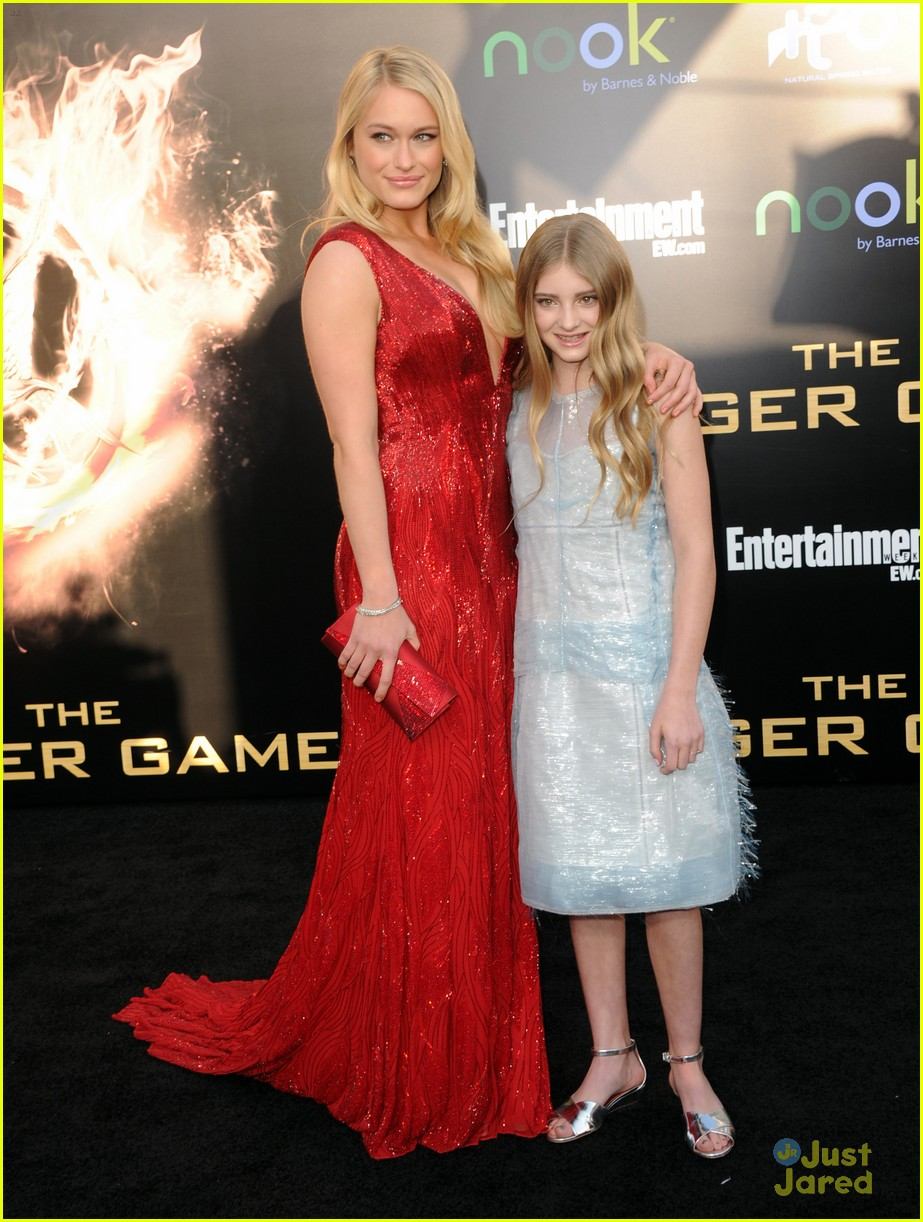 willow shields thg premiere 03