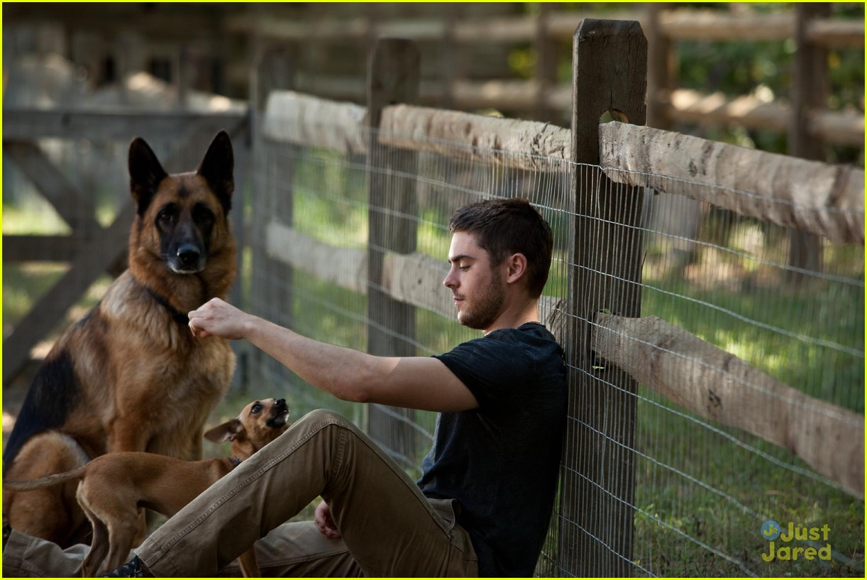 zac efron lucky one tv spot 01