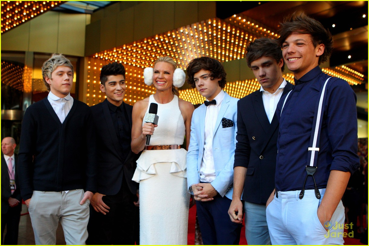 one direction logie awards 10