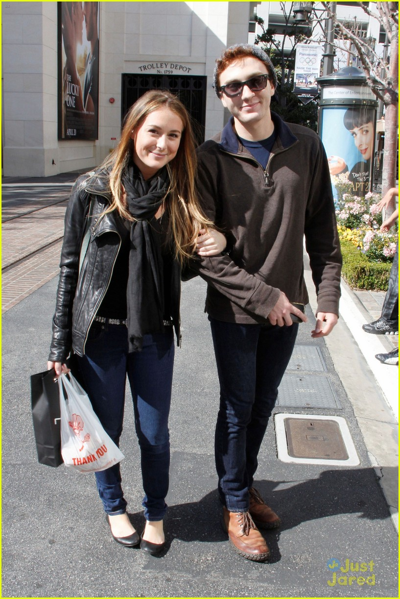 alexa vega daryl sabara lunch 05