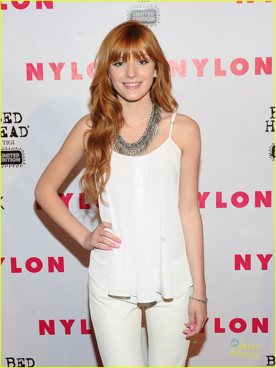 bella thorne nylon party 05