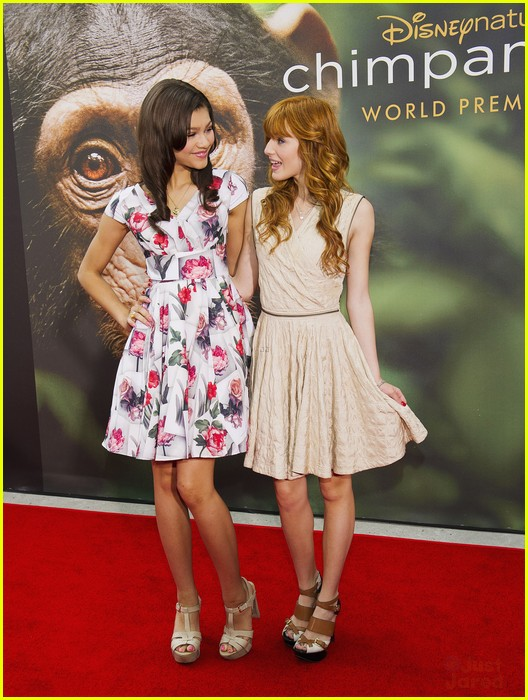 bella thorne zendaya kids nature wdw 01