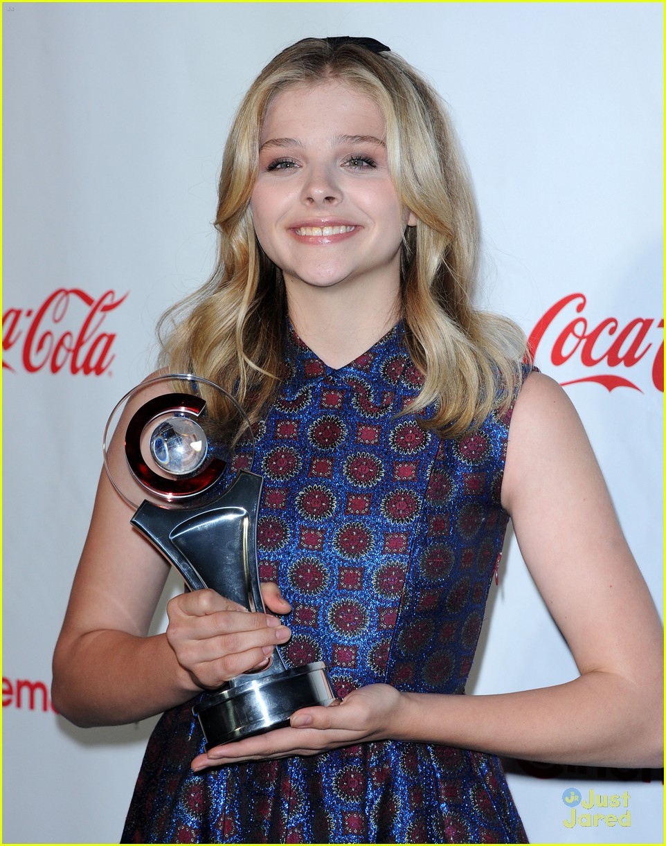 chloe moretz cinemacon star tomorrow 09