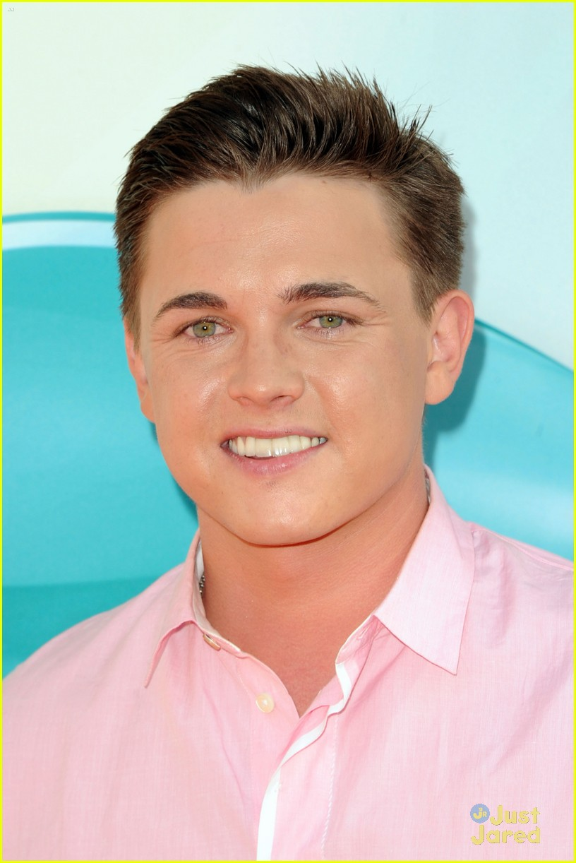 jesse mccartney kids choice awards 03