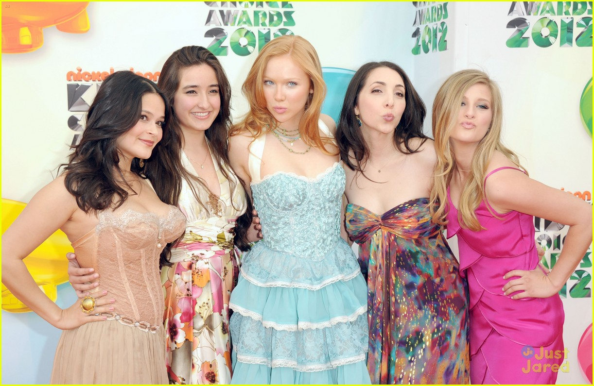 molly quinn kids choice awards 10