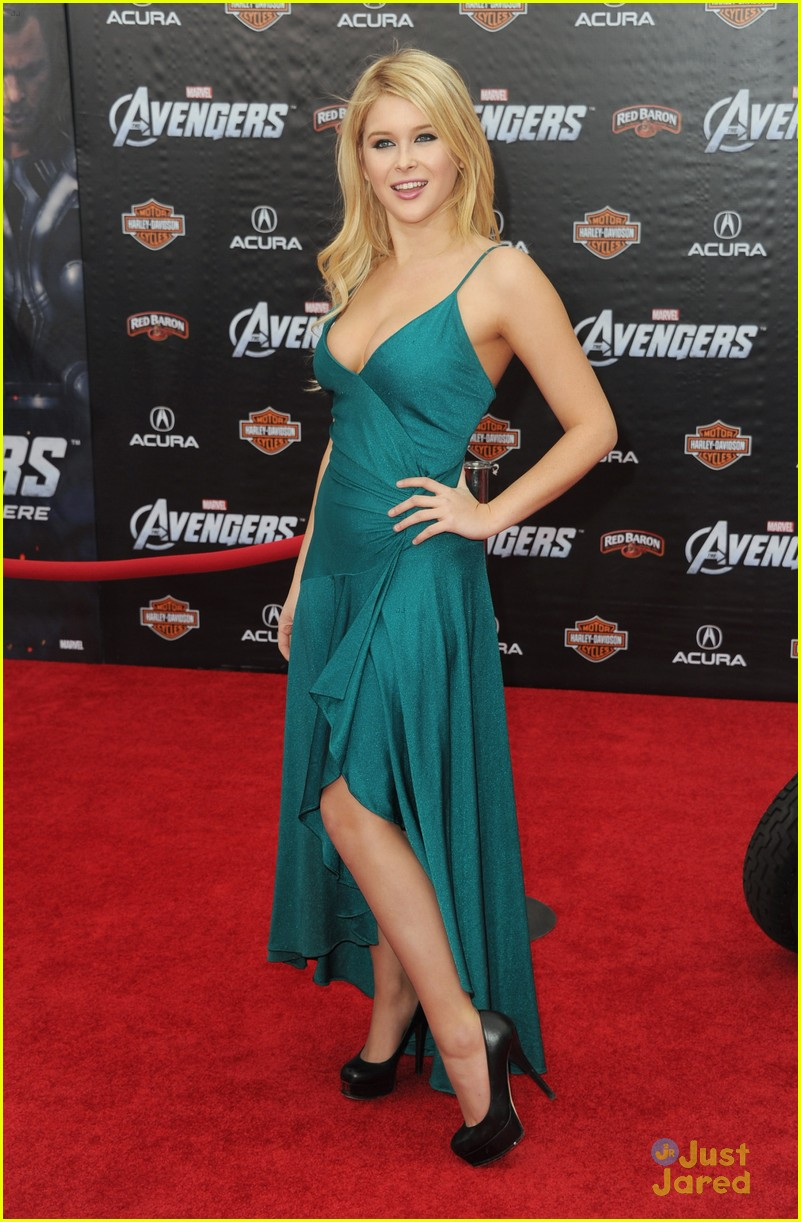 renee olstead francia raisa avengers 09