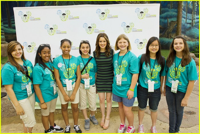 ross lynch laura marano kids nature wdw 12